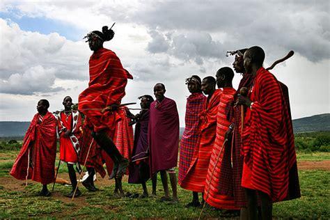 Kenya I Masai Rivendicano La Propriet 224 Intellettuale Sul