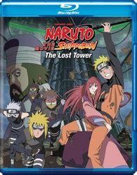 film naruto update naruto shippuden the movie 4 the lost tower blu ray