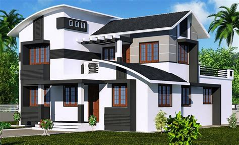 new style homes new home design trends in kerala best free home