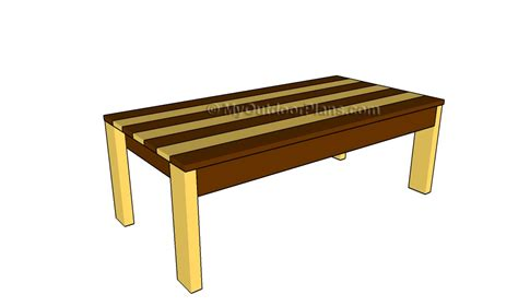 Outdoor End Table Plans Myoutdoorplans Free Adirondack Coffee Table