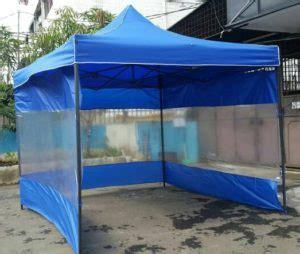 Jual Tenda Lipat Praktis jual tenda lipat murah bekas dagang 2x2 2x3 3x3