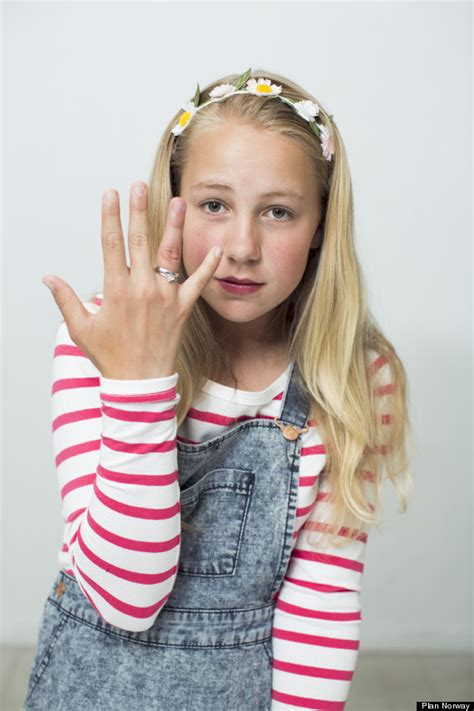 best style for 37 yr old this norwegian preteen is marrying a 37 year old for one