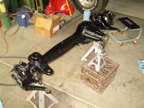 Toyota Solid Axle Toyota Solid Axle Wms