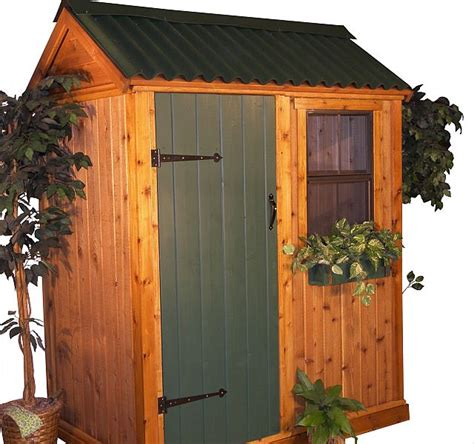 outdoor shed big ideas  small backyard destination