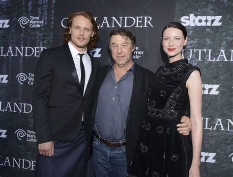 Gwen By Salt Executive sam heughan and jim kohlberg photos photos zimbio