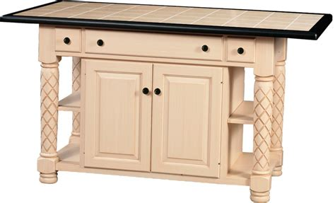 amish kitchen island with turned legs turned leg kitchen island with two doors and three drawers