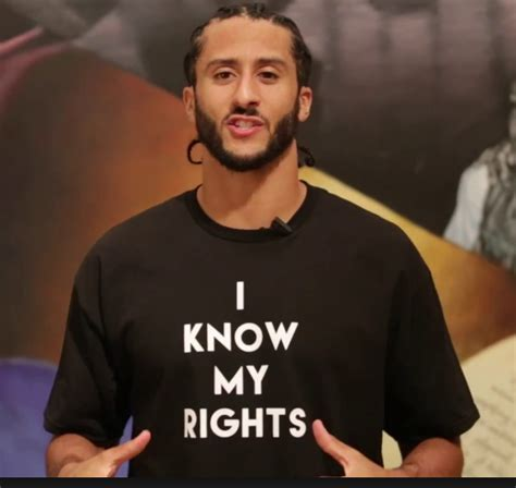 is colin colin kaepernick didn t choose activism nfl bso