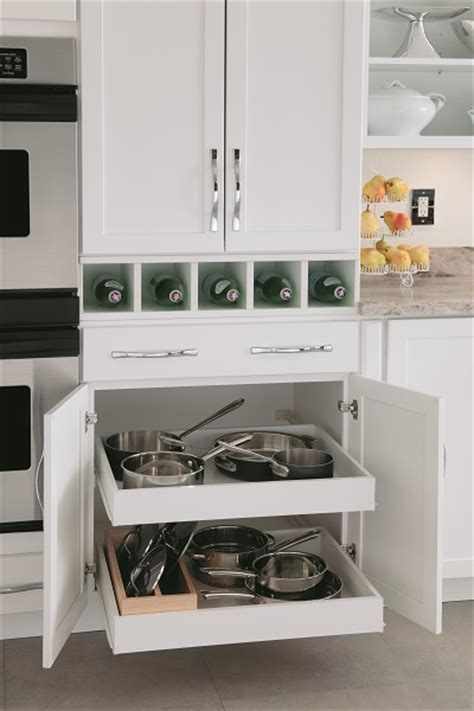 Kitchen Cabinet Storage Solutions Modern Kitchen Cabinets Offer Unique Storage Solutions Capital Remodeling