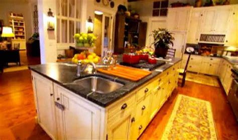 paula deen kitchen design simply irresistible designs october 2011