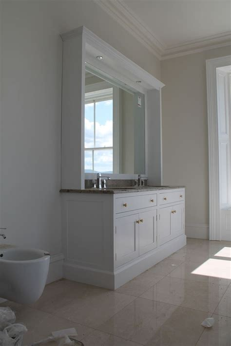 shaker bathroom vanity unit woodworking projects plans