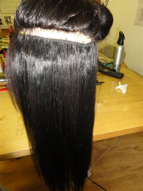 extension off the track for micro braids 301 moved permanently