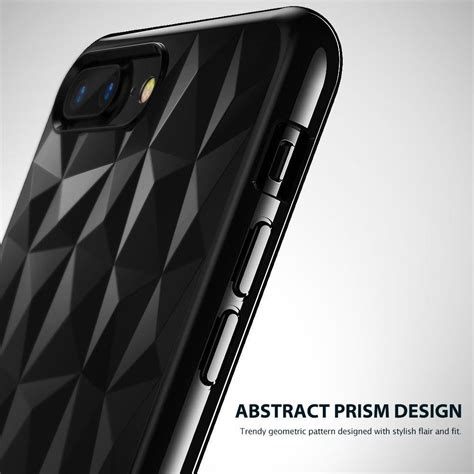 Ringke Iphone 7 Air Prism 1 ringke air prism skal till iphone 8 plus 7 plus clear