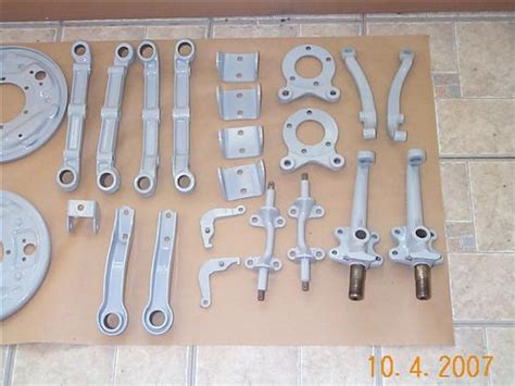 Handmade Photo Frames Procedure - frame parts coating