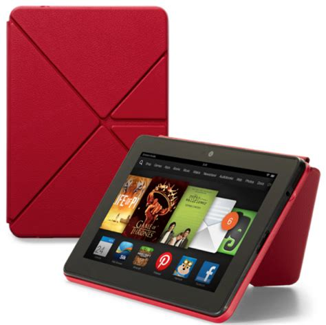 Kindle Hdx Origami - kindle hd refresh sports new look same specs