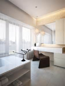 Modern Neutral Bathroom Ideas Modern Neutral Master Bathroom 1 Interior Design Ideas