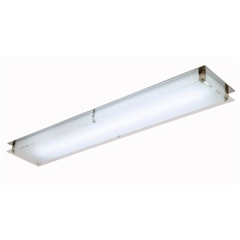 Fluorescent Lighting For Kitchens Kitchen Fluorescent Light Fittings 301 Moved Permanently 91135 Chrome Ceiling Light