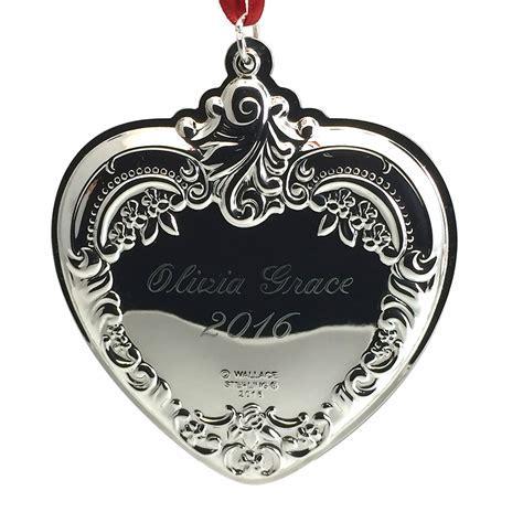Wallace Grande Baroque Heart 2016   Wallace Christmas