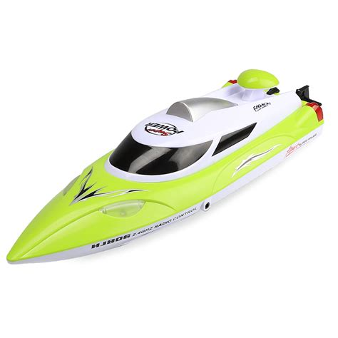 speed boat question hj806 2 4g high speed rc boat water cooling system green