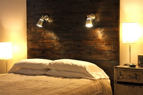 Headboard Designs Wood Reclaimed Wood Headboards Modern Magazin