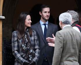 james matthews pippa middleton s wedding date confirmed by kensington palace
