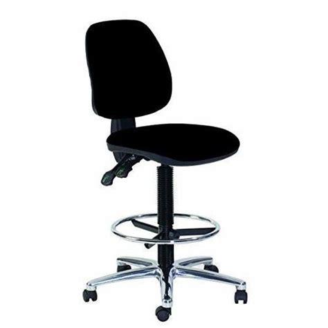 topsit ind201 haute chaise de bureau pivotante avec repose