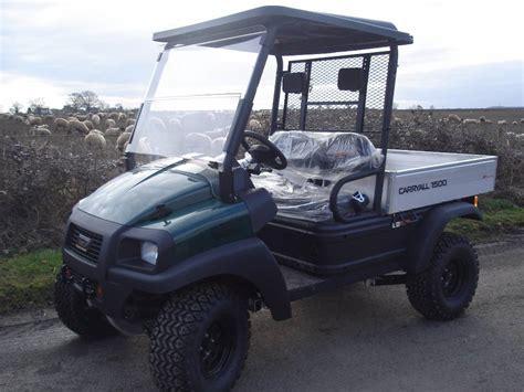 club car tgb club car carryall 1500 4x4 diesel utv occasion