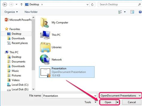 format file odp how to open odp files in powerpoint techwalla com