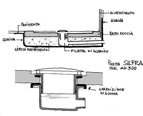 montaggio piletta doccia come installare un piatto doccia in pietra di rapolano