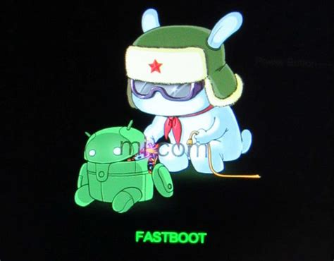 android fastboot fastboot mode logo xiaomi tips