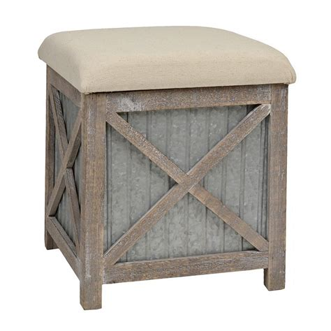 rustic ottoman best 25 rustic ottomans and cubes ideas on pinterest