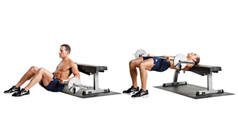 hip thrust bench ten minutes a day keeps the doctor away a 5 set full body