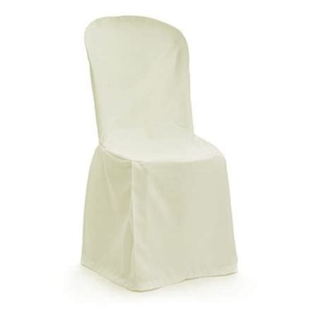ivory chair cover rentals chair cover ivory banquet square contempo linens