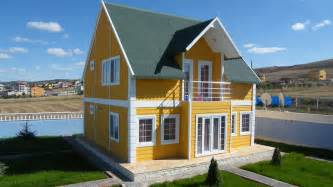 Prefabricated House prefabricated house double storey