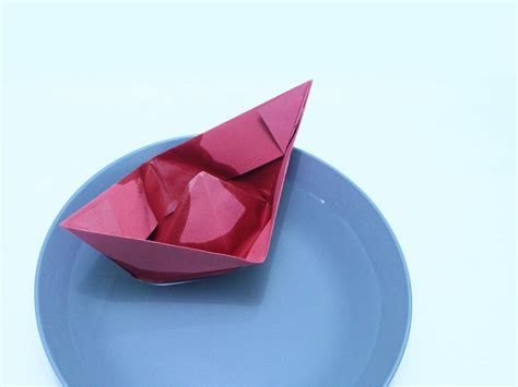 Boat From Paper - how to make a paper boat 10 steps with pictures wikihow