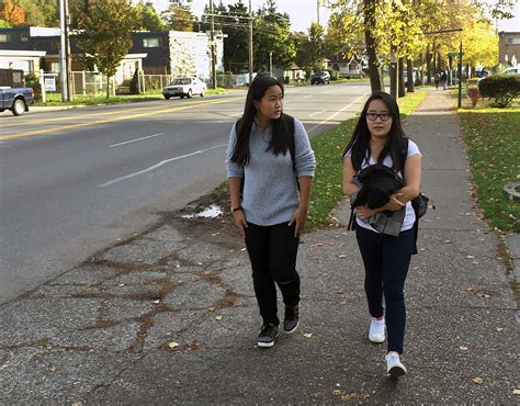 these seattle students are afraid to walk to school kuow