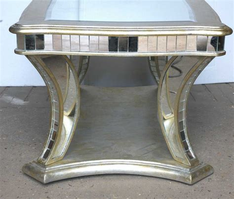 mirrored glass coffee table deco mirrored coffee table glass