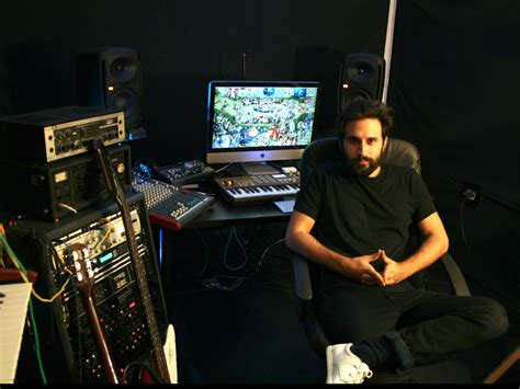 Studio Technician by Me In My Studio Moullinex Musicradar