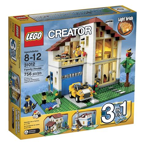 3 In 1 Toys Set lego creator 3 in 1 home playsets are awesome best