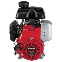 Honda Horizontal Engine Honda Gx100 Qa2 5 8 Quot Horizontal Shaft 3 Hp Engine