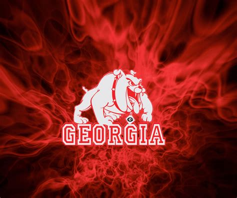 cool uga wallpaper flames wallpaper by fatboy97 page 5 android forums at