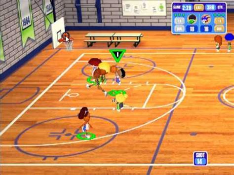 Backyard Basketball by Backyard Basketball Season Playthrough 1 Court