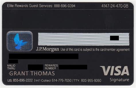 Credit Card Template Visa jpmorgan business credit cards image collections