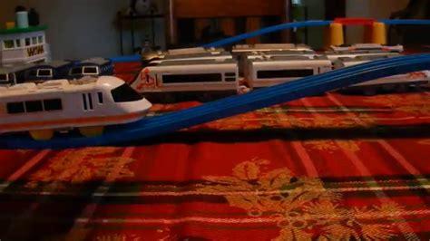 Plarail R 13 tomy plarail kintetsu liner plus blooper
