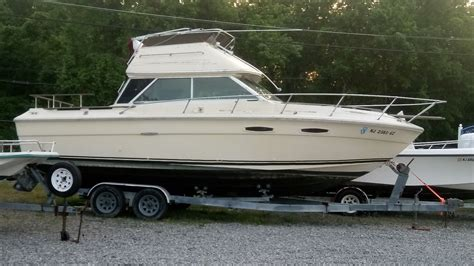 sea ray boats with flybridge sea ray 255 srv flybridge 1981 for sale for 3 800 boats