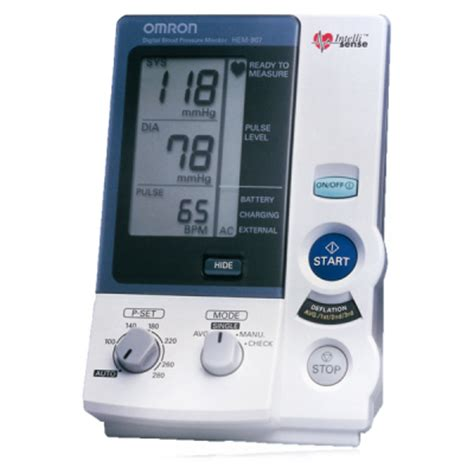 Omron Auto Blood Pressure Monitor by Omron 907 Auto Manual Blood Pressure Monitor Hem 907 Uk