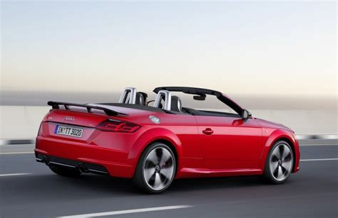 audi tt  sporty   competition package
