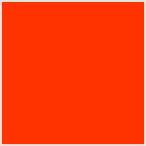 scarlet colour ff3300 hex color rgb 255 51 0 red orange scarlet