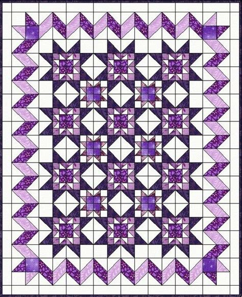 Different Quilt Patterns by 17 Best Ideas About Purple Quilts On Quilt