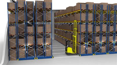 Racking Systems Uk by Jungheinrich Mobile Racking Systems