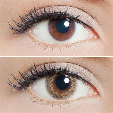 where to get colored contacts in stores buy lilmoon 1 day beige colored contacts eyecandys